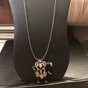 Elephant Crystal Rhinestone Chain
